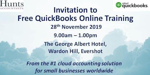 Free QuickBooks Online Training