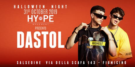 HY•PE Movement Presents: DASTOL Live biglietti