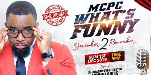 MCPC What's Funny - December 2 Remember