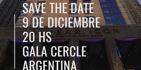 Gala Cercle Argentina entradas