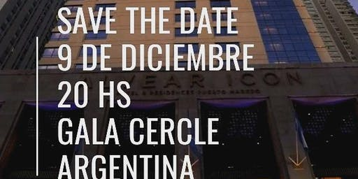 Gala Cercle Argentina