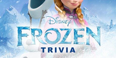 Frozen Trivia tickets