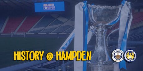 History @ Hampden tickets