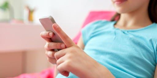 Umgang mit digitalen Medien während der Pubertät