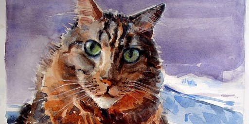 PAL Fundraising Event: Paint Your Pet's Portrait