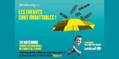 Projections du film « Même qu'on naît imbattables ! » 18 au 23 novembre billets