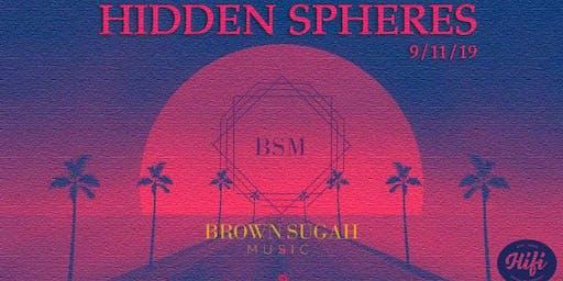 Hidden Spheres x BSM