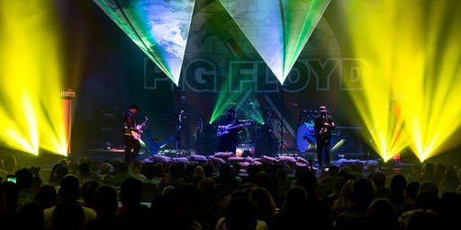 Pig Floyd performs Pink Floyd LIVE at Eissey Campus Theatre
