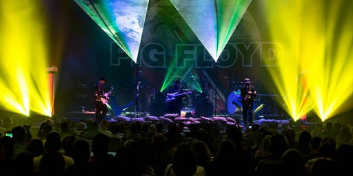 Pig Floyd performs Pink Floyd LIVE at Neel Performing Arts Center