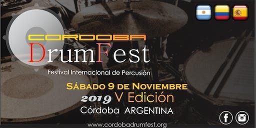 Córdoba Drum Fest - V Edición