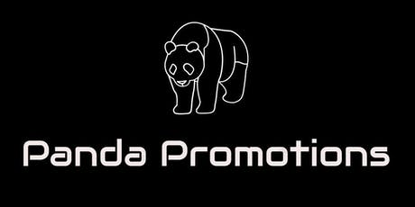 Panda Promotions Launch tickets