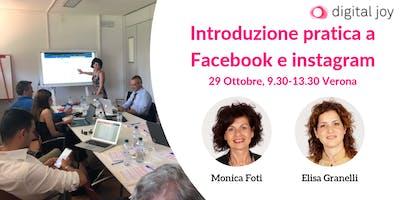 Introduzione Pratica a Facebook e Instagram
