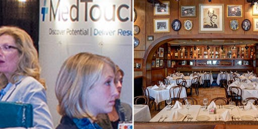 VIP Dinner at HCIC: Let Us Get You Back to Health!