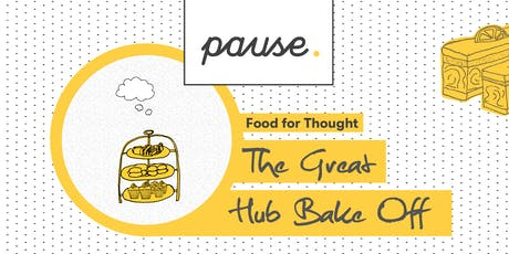 The Great Hub Bake Off tickets