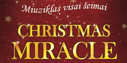 2019 Christmas Miracle Vilnius