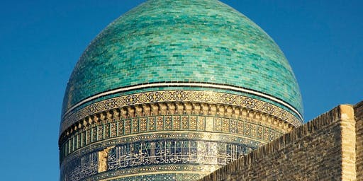 The Lure of the Old Silk Road  with Wild Frontiers and writer Sara Wheeler