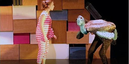 """CIA. TOLÓN TELL ON  """"EN EL AGUA""""  Teatro (CULTURA EN BARRIOS)"""