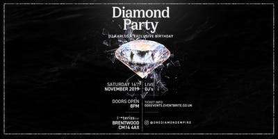 DJ Karlos.K Exclusive Birthday: Diamond Party
