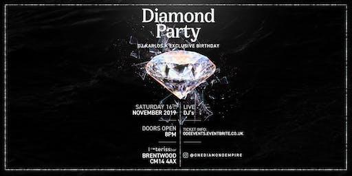 DJ Karlos.K Exclusive Birthday: Diamond Party