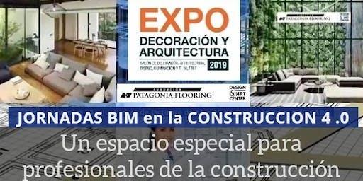 SIN CARGO Jornadas BIM Concursos Presentaciones 5°Expo Decoracion Expo Arquitectura Expo Interiorismo Jornadas Paralelas