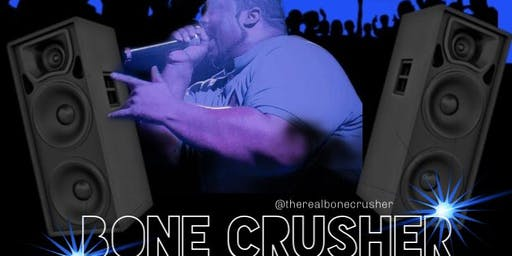 2000's Party!!!! With live performances from Bone Crusher & celebrity frie