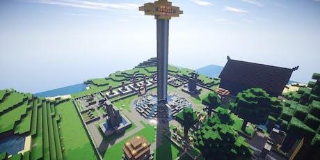 Neuer Kurs: Minecraft-Welten erschaffen (9-12 Jahre) Tickets