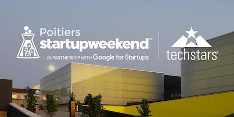 Startup Weekend Poitiers 11/19 billets