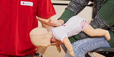First aid for baby & child (in English) tickets