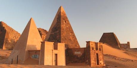 El Sudan i els faraons negres entradas