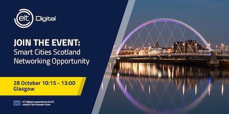EIT Digital Scotland | Digital Cities Networking Event tickets