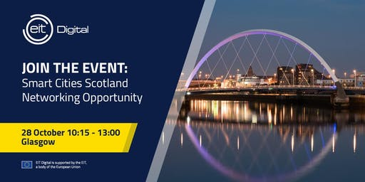 EIT Digital Scotland | Digital Cities Networking Event