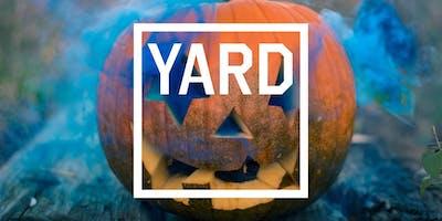 Halloween @ Yard