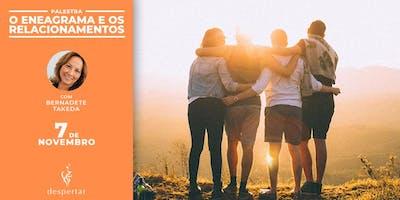 Palestra  - O Eneagrama e os Relacionamentos