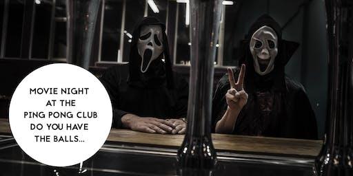 Halloween Filmavond