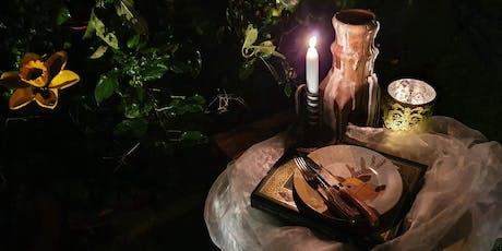 Fire, Food & Folktale Supper Club tickets