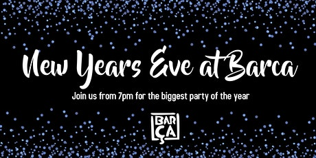 New Years Party At Barca tickets