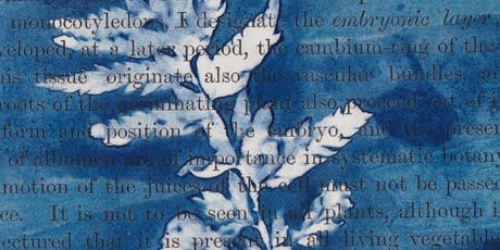 Cyanotype Printmaking Alternative Photography  tickets