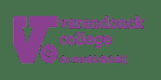 Informatieavond over het onderwijs op het Varendonck College, locatie Asten