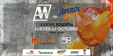 Afterwork Sevilla XXXVIII Edición by Aperol tickets