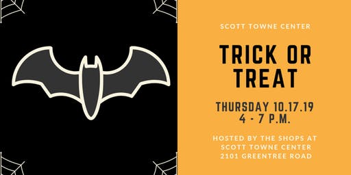 Scott Towne Center Trick Or Treat