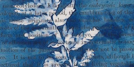 Cyanotype Printmaking Alternative Photography  tickets