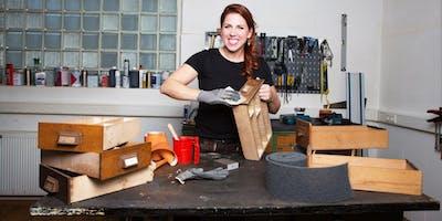 FFM: Möbelaufarbeitung – Modul 4: Werkzeuge & kleine Möbelreparaturen – DIY