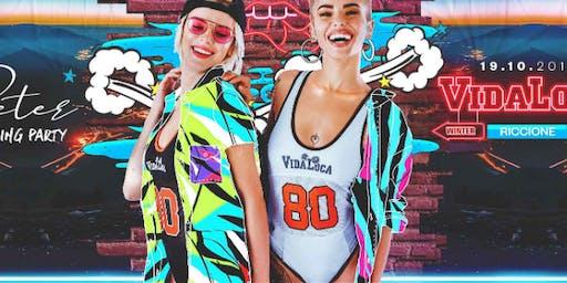 Vidaloca Peter Pan Riccione - 19 Ottobre - Riviera discoteche riccione