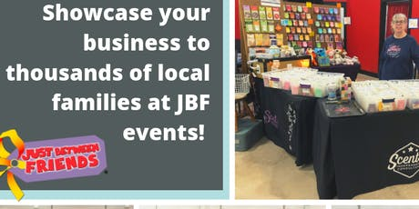 Vendor Booth at Mega Kids Shopping Event/Holiday Gift Market Nov 16th in Lewisville tickets