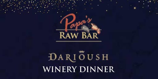 Darioush Wine Dinner