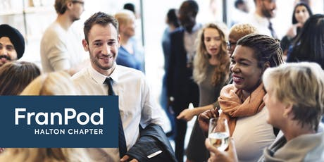 FranPod | Halton Chapter: Peer-to-Peer Franchisor Meetup tickets