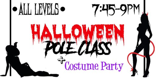 Thursday 10/31 7:45 - 9:00 -- Halloween!