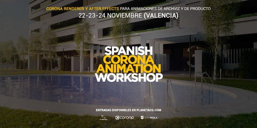 Curso Certificado de Corona Render: Spanish Corona Animation Workshop