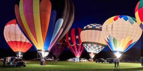Greenville's Hot Air Balloon Spectacular tickets