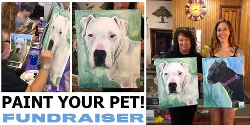 Paint-Your-Pet Fundraiser